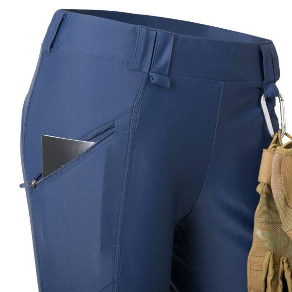 hoyden helikon tasche donna pantaloni elesticizzati
