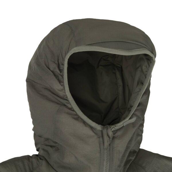 wolfhoud hoodie con cappuccio