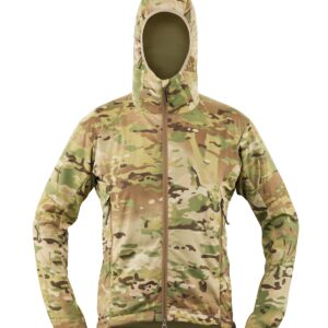 giacca nebba multicam