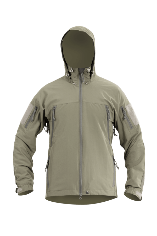 Giacca softshell militare tilack