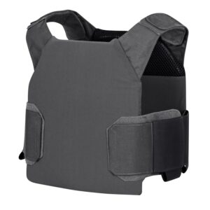 Plate carrier low profile