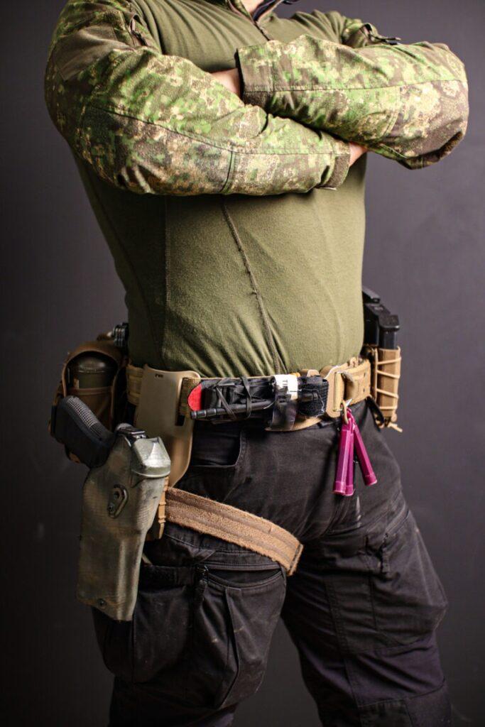 cinturone militare