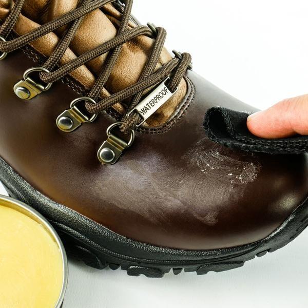 grasso di foca per stivali