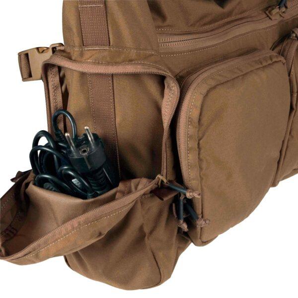 Universal Carrying Strap® consente il distacco e l'utilizzo con altre borse