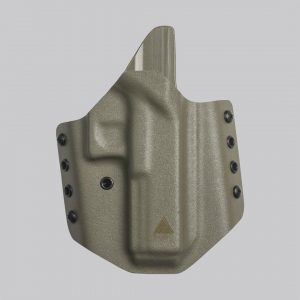 fondina pistola glock g17 direct action flat dark earth fde
