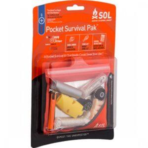 kit di sopravvivenza Pocket Survival Pak