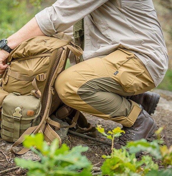 pantaloni Hybrid Outback duracanvas