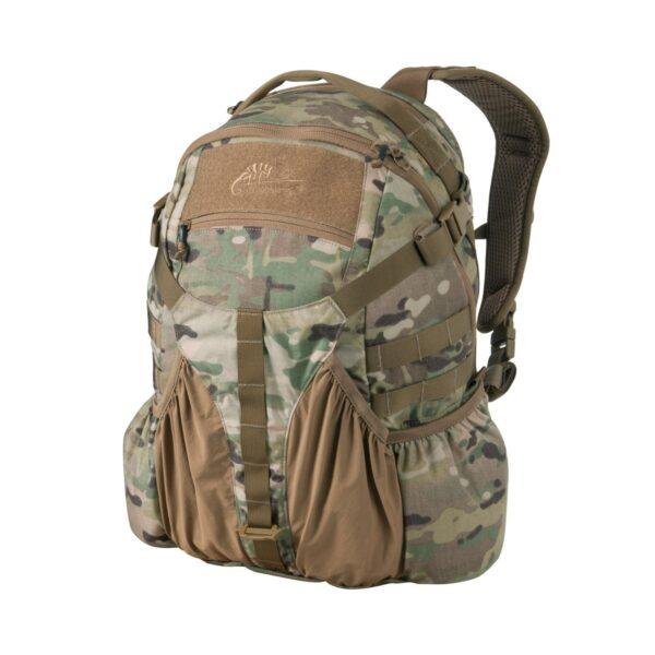 Zaino avanzato per qualsiasi uso: dall'EDC alle escursioni brevi, anche come zaino tattico.