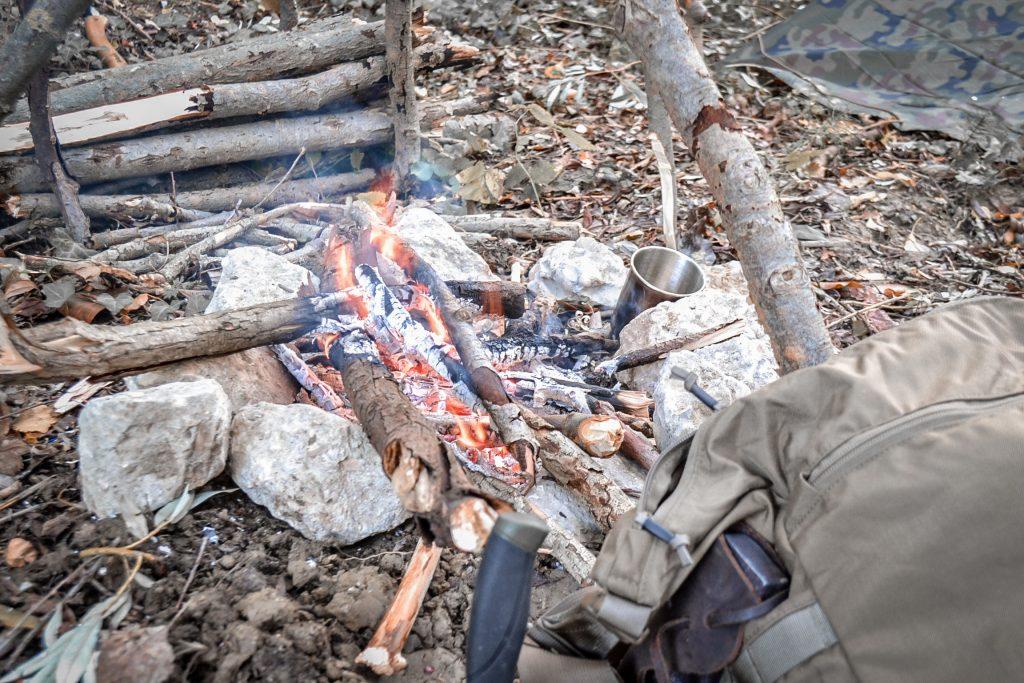 fuoco Bushcraft