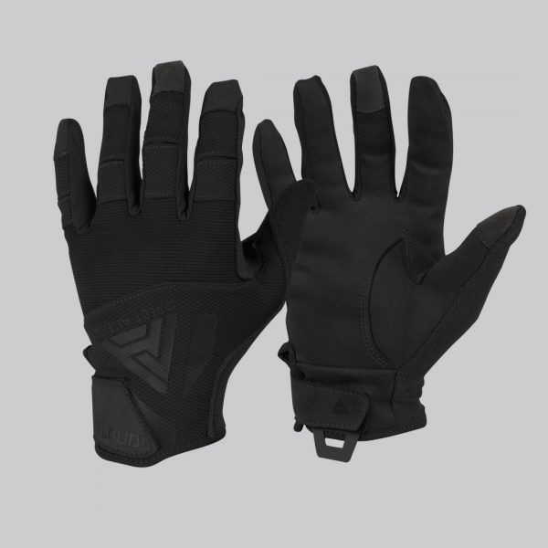 direct action guanti hard gloves black tattici