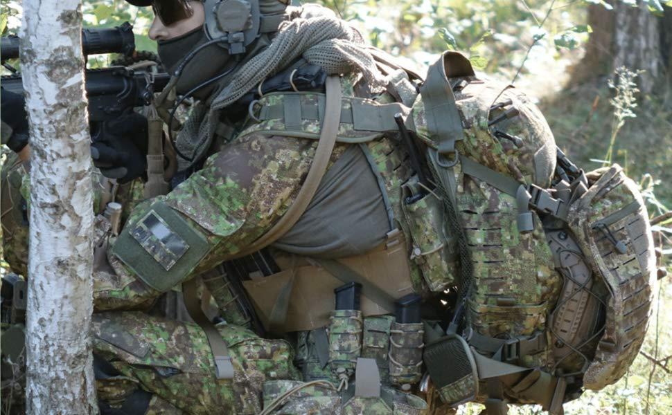 zaini tattici militari economici