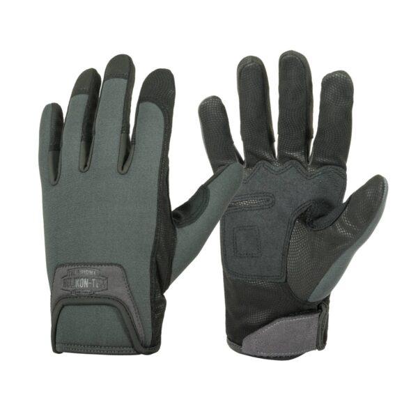 guanti tattici helikon tx urban con protezione aggiuntiva sulle punte delle dita