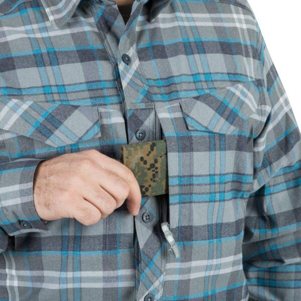 DEFENDER MK2 PILGRIM SHIRT tasca esterna