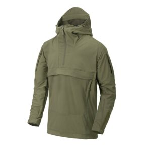 helion tex anorak mistral adaptive green