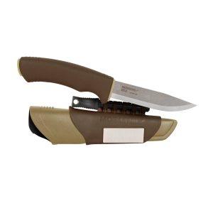MORAKNIV® BUSHCRAFT SURVIVAL DESERT - STAINLESS STEEL