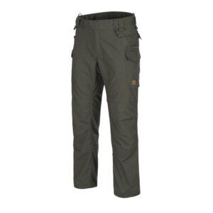 pilgrim pants taiga green