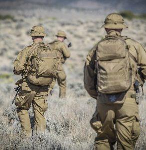 zaini militari