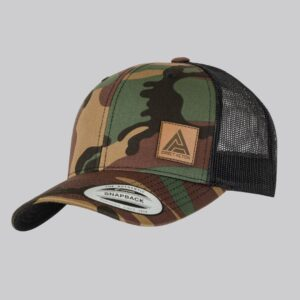 cappellino baseball camo woodland mesh direct action
