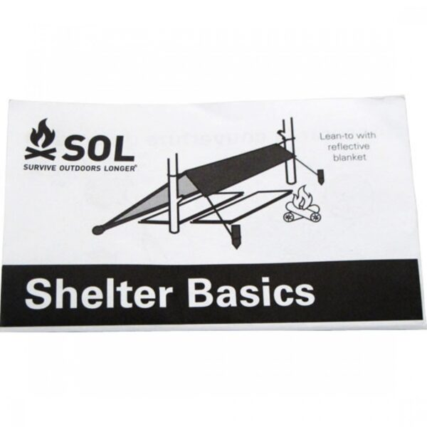 sample shelter sol emergency