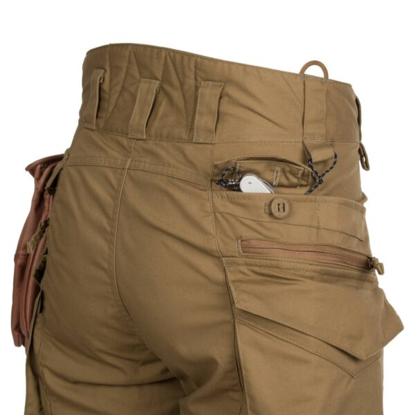 tasche posteriori pantaloni pilgrim