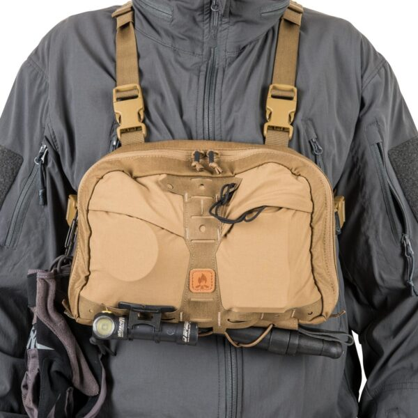 chest pack Numbat vista frontale